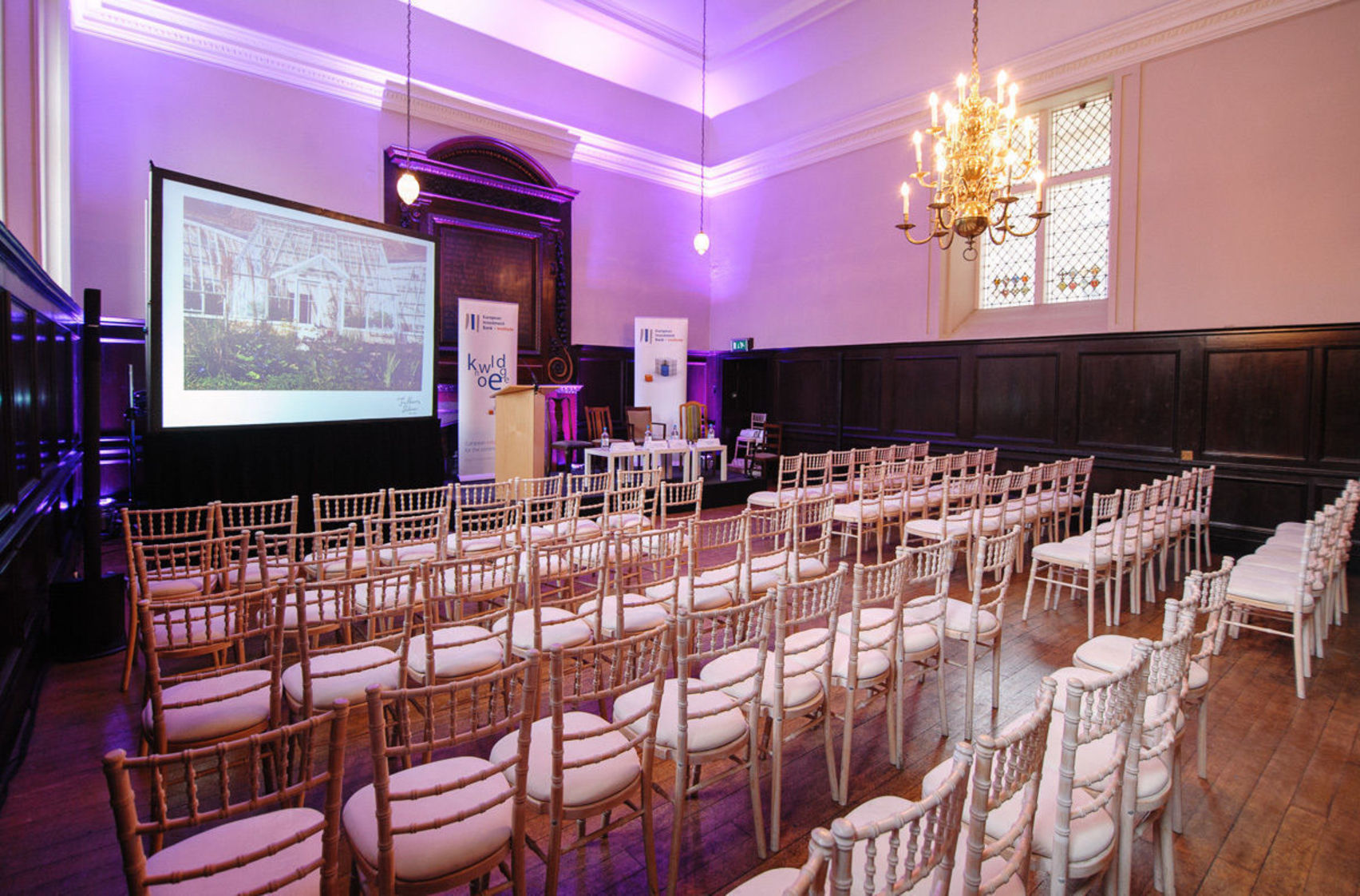 The Great Hall, Fulham Palace