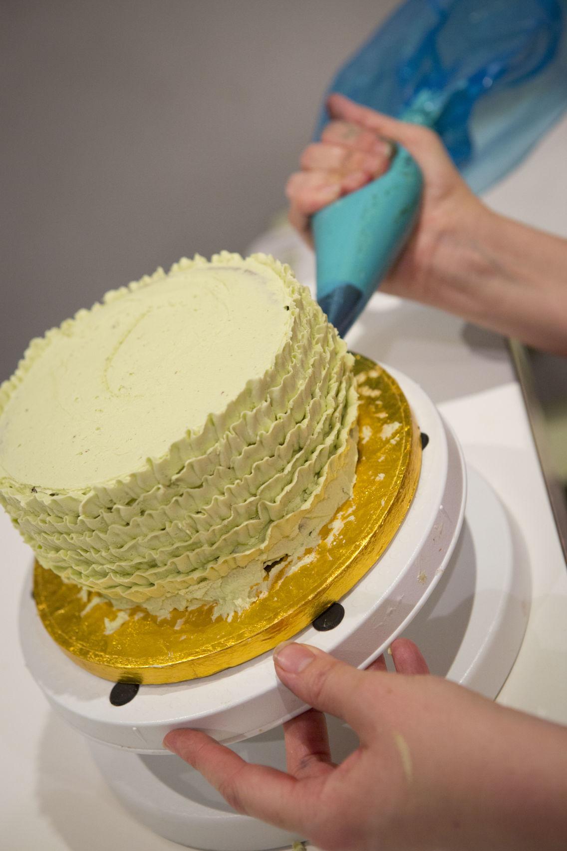 Cake Baking Workshop, Cookie Girl Studio Kitchen