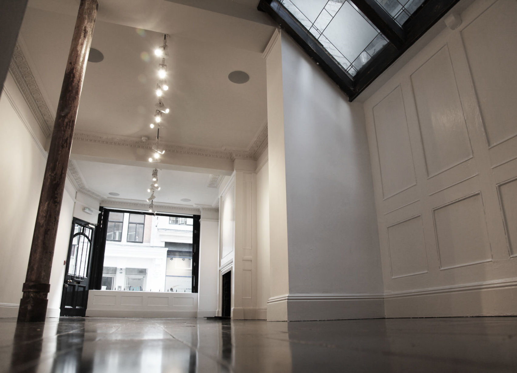 15 Bateman Street, 15 Bateman Street Gallery