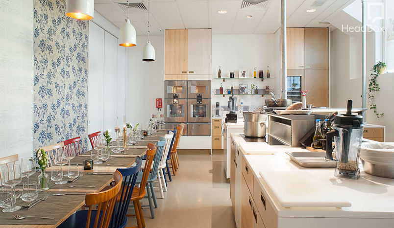 Kitchen Space 4, AVEQIA London