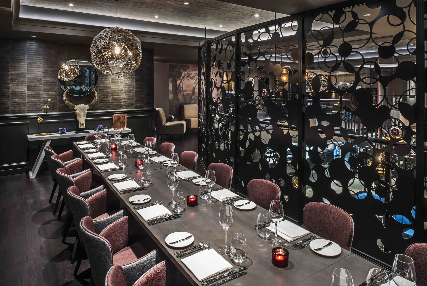 Book Grill Private Dining Room M Threadneedle Street