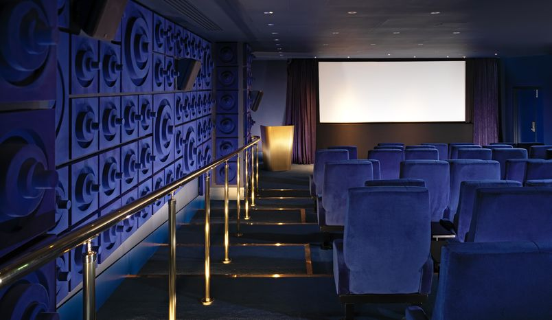 Screening Room, Mondrian London