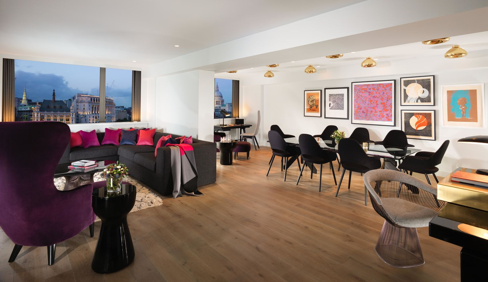 The River View Apartment, Mondrian London