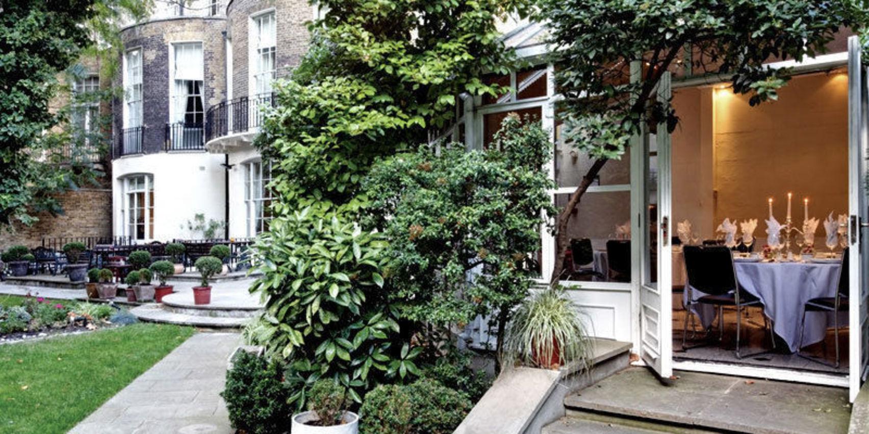 Garden Suite, Grange Whitehall Hotel