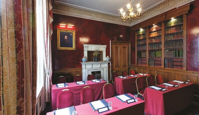 Library Suite, Grange Strathmore Hotel