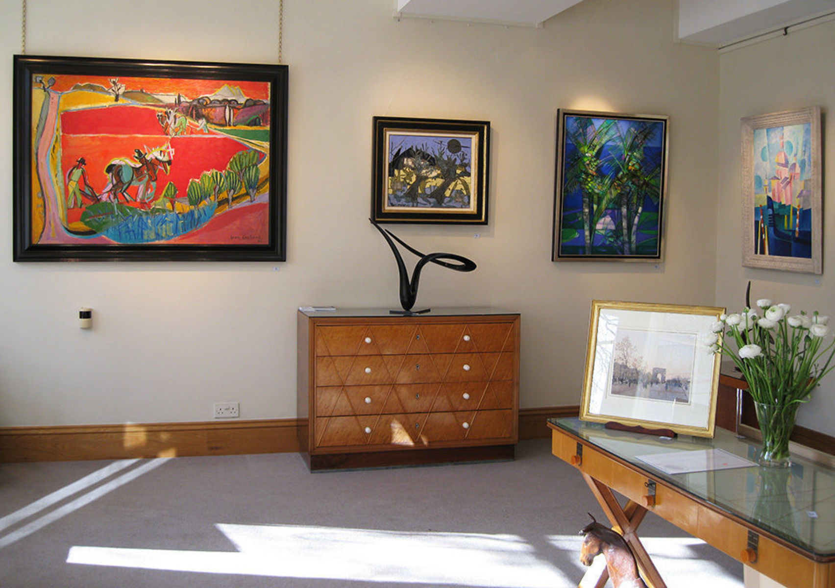 Evening Hire, Gallery, John Adams Fine Art