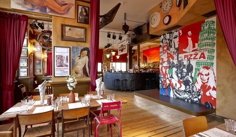 Restaurant, Day Hire, Bunga Bunga