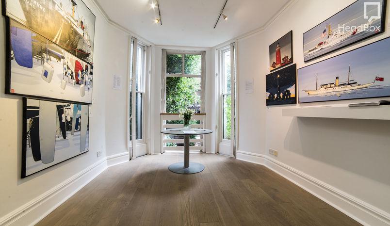 Whole Venue, Osborne Studio Gallery