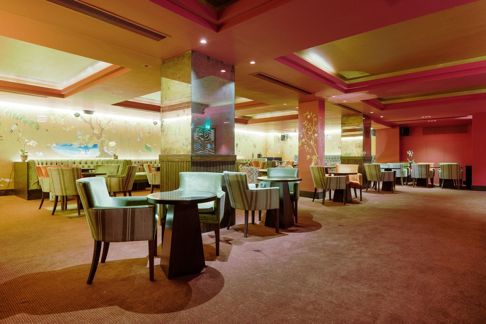 Clubino, Baglioni Hotel