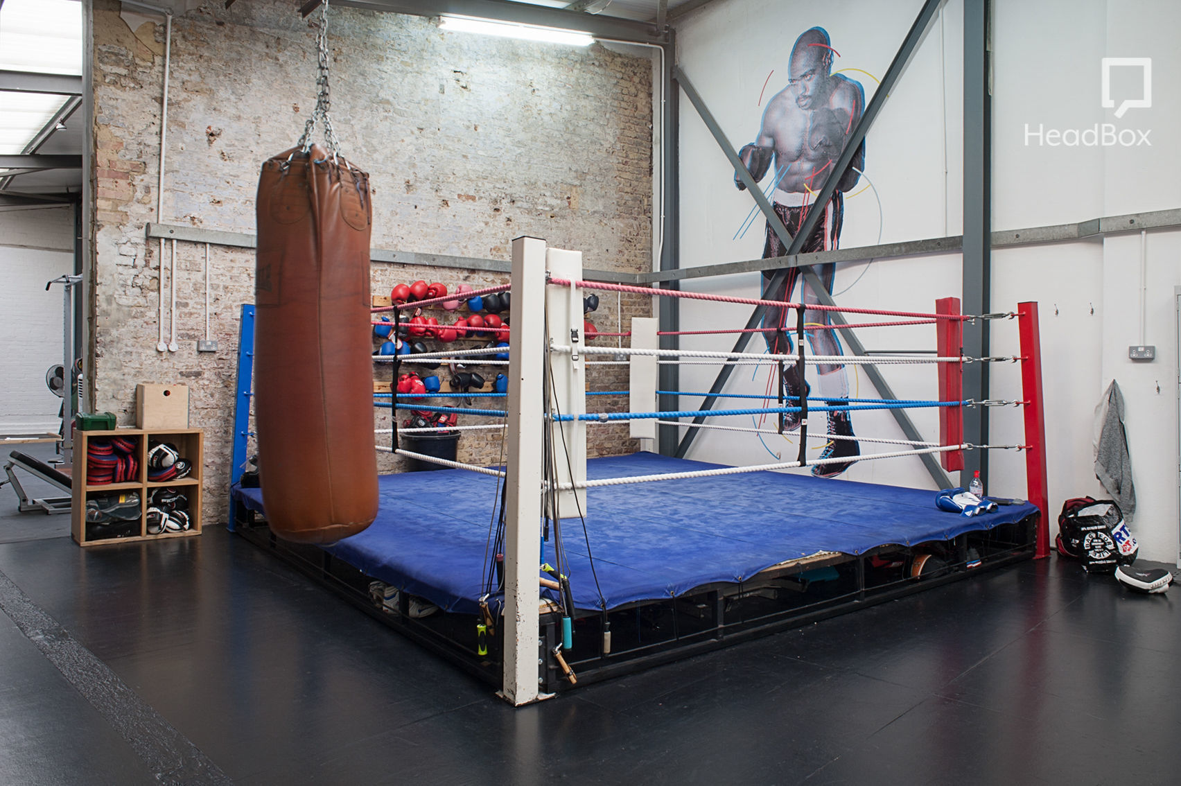 Exclusive Venue Hire of a Unique Gym, Body Studio, Shoreditch EC2A