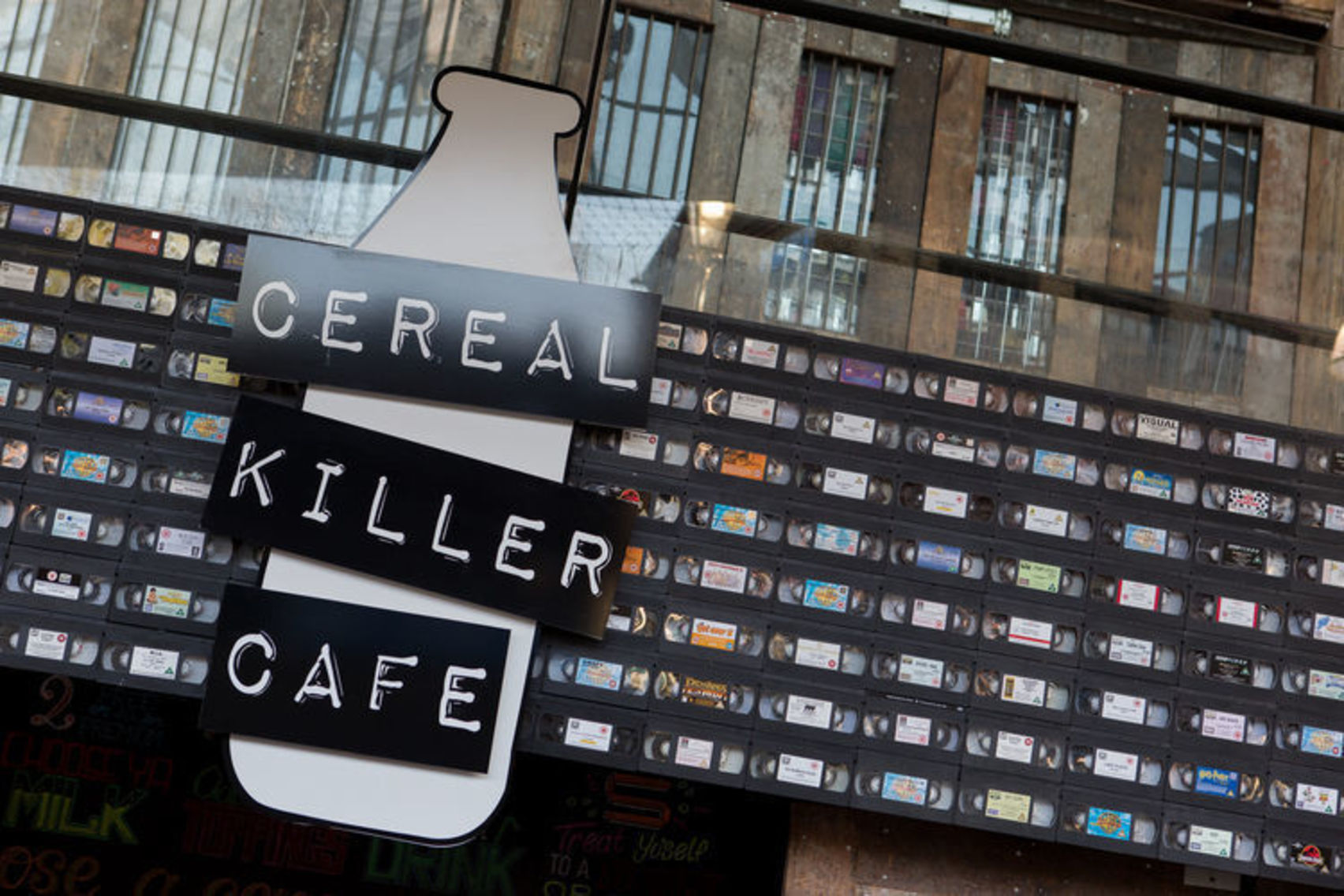 Camden Branch, Cereal Killer Cafe