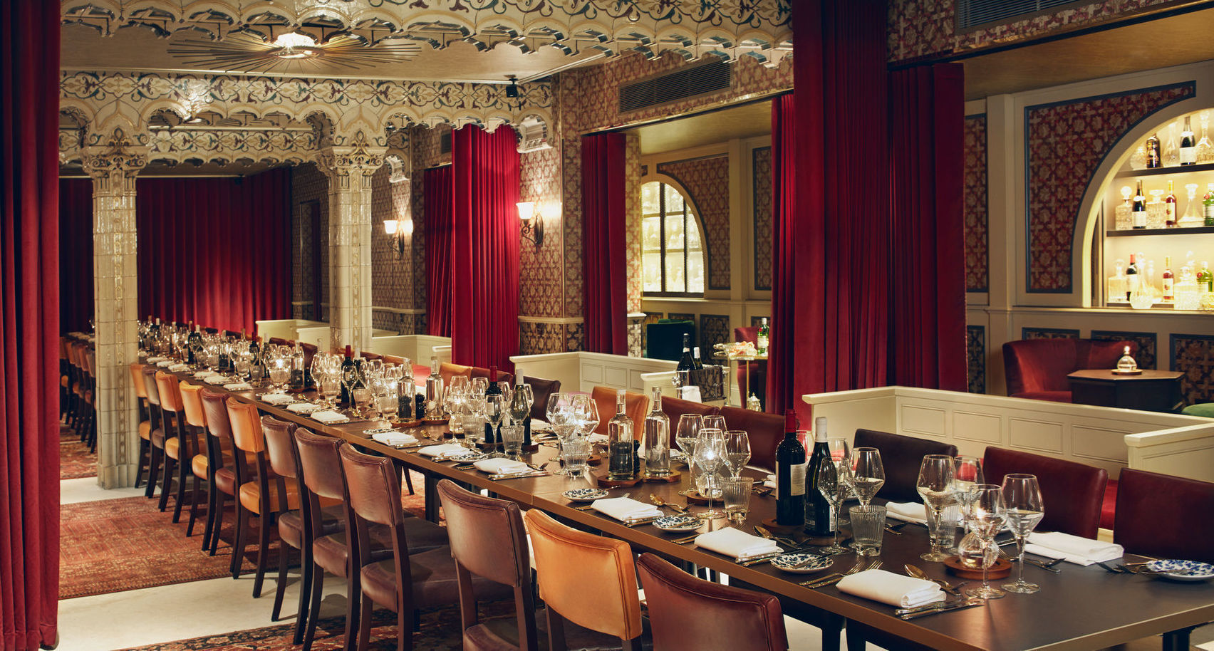 Book victorian bath house daytime victorian bath house for Best private dining rooms central london