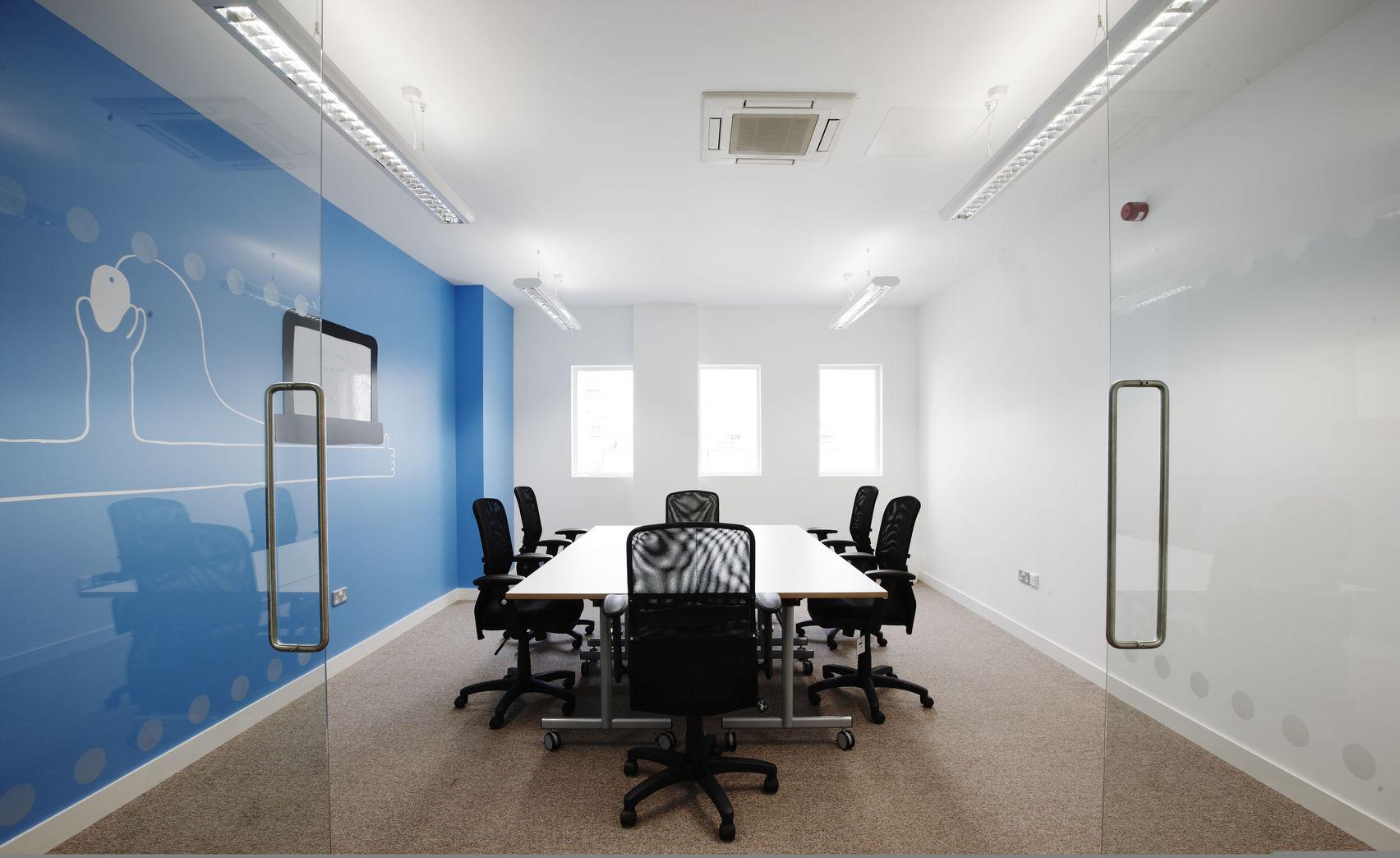Riverside based Funky Meeting Room in SW18, Third Door (Workhub & Nursery)