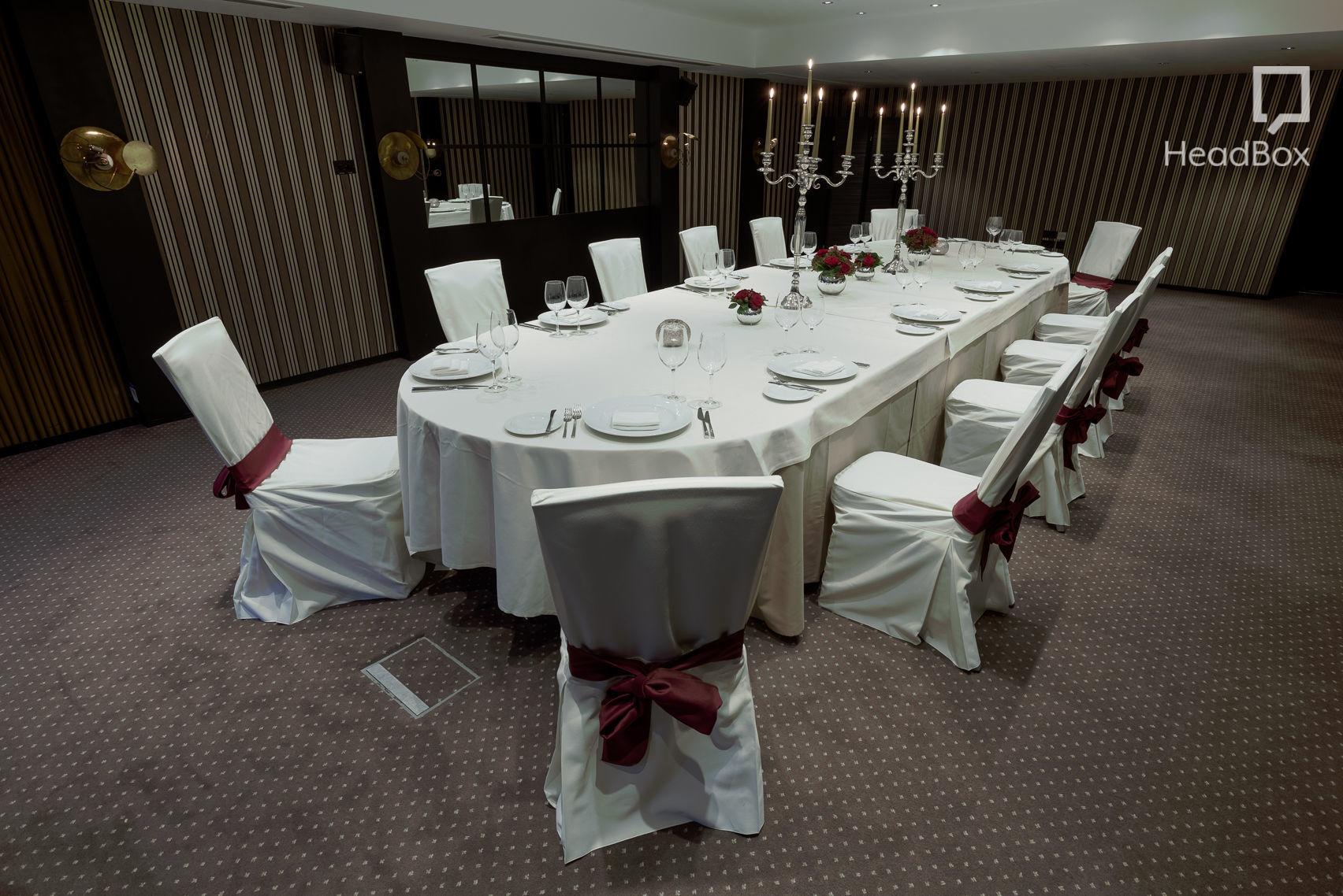 Kensington Suite, Baglioni Hotel