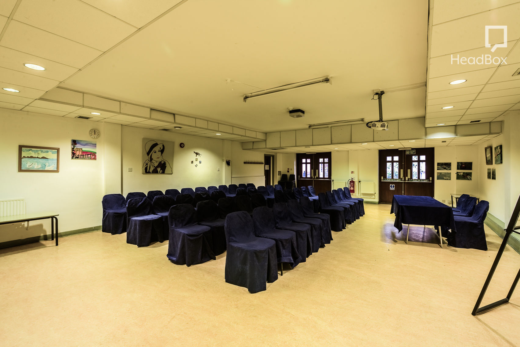 Ashley-Cooper Room, Abbey Centre