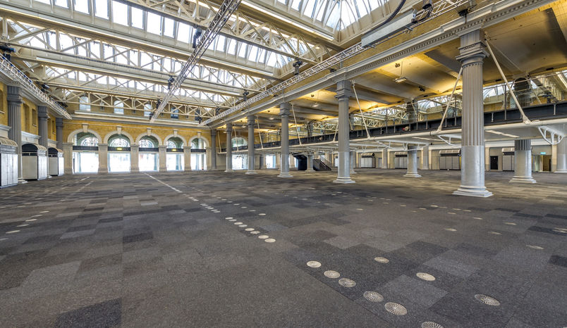 The Grand Hall, Old Billingsgate