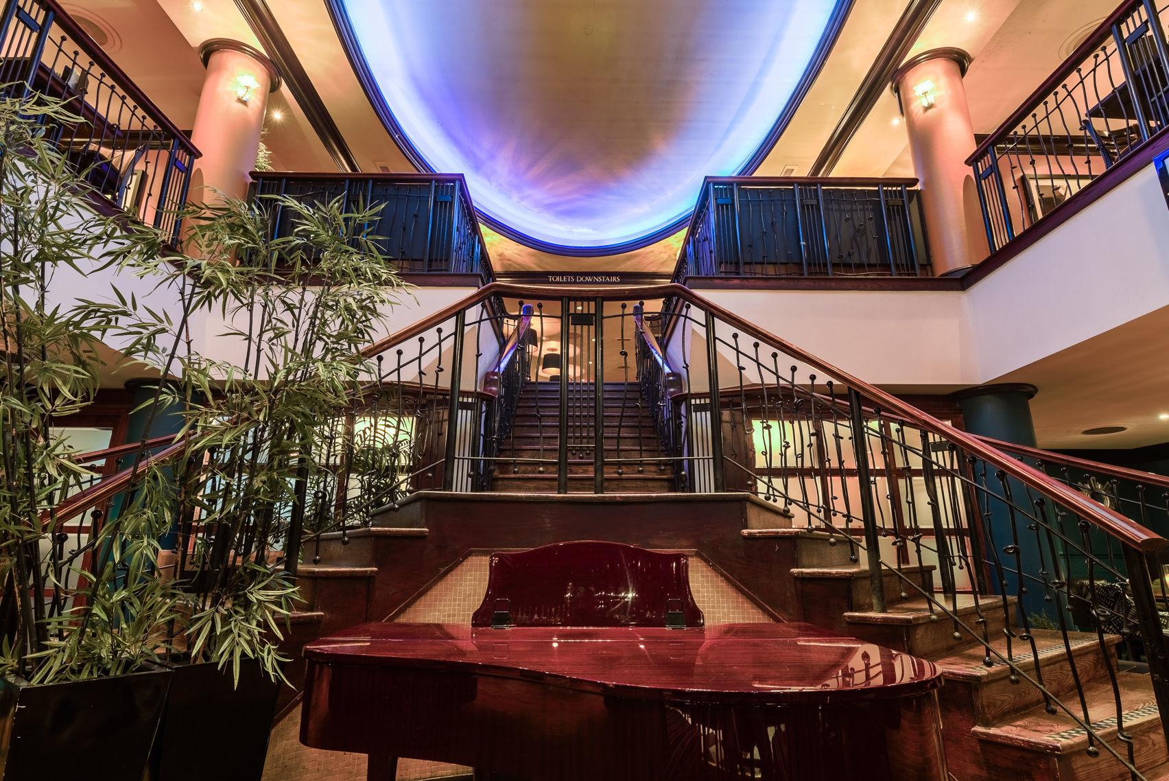 Basement, Henry's Cafe Bar Covent Garden