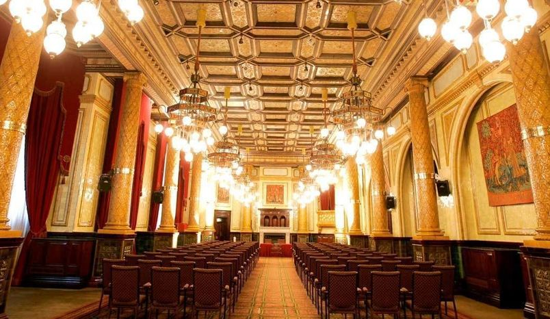 Whitehall Suite Event Room, The Royal Horseguards