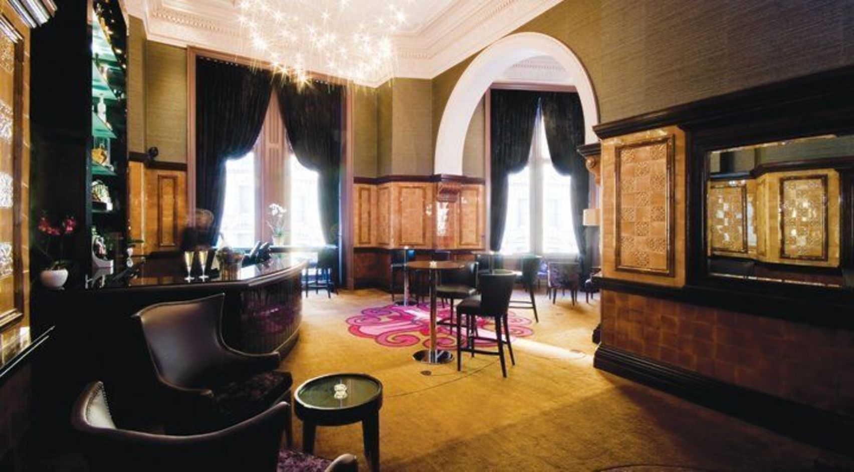 Churchill's Bar Event Room, The Royal Horseguards
