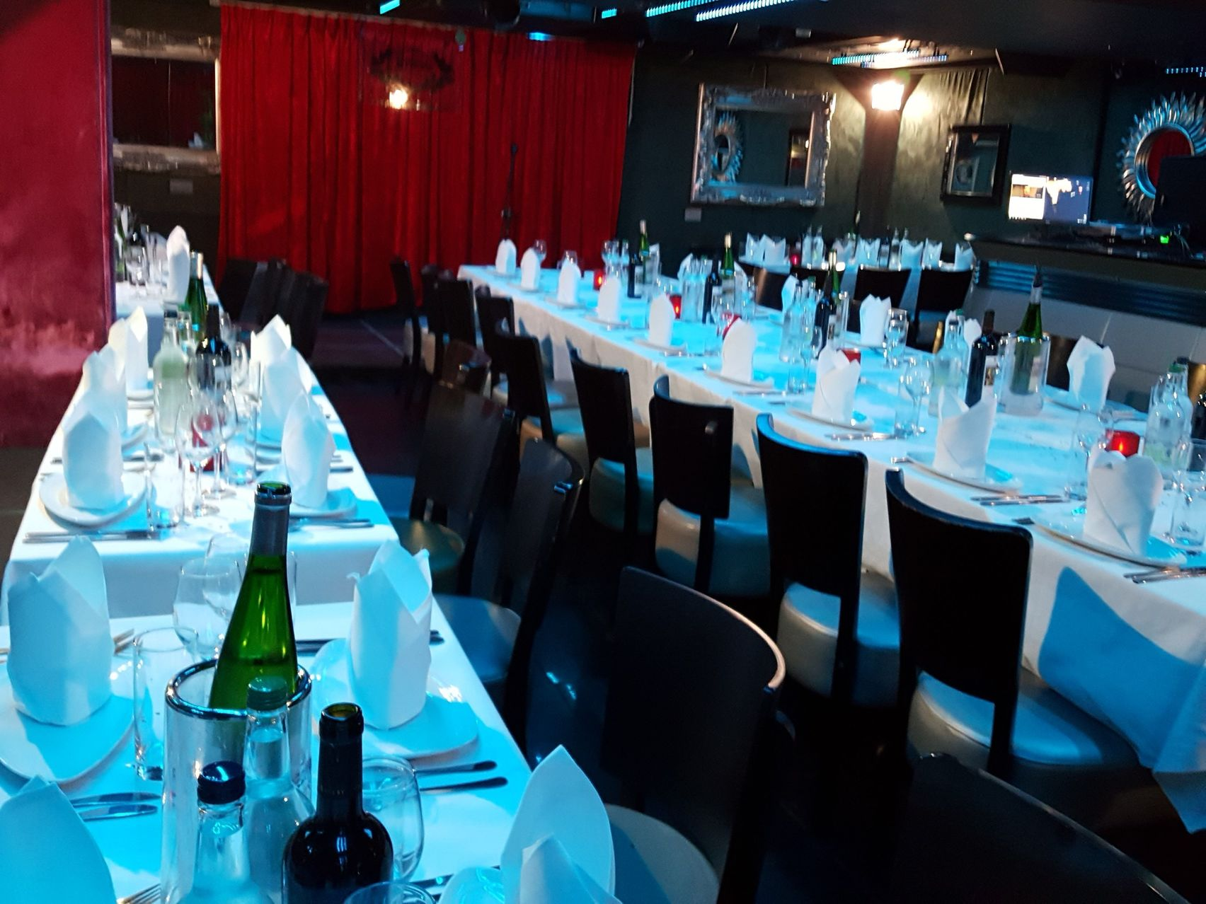 Exclusive Lunch Hire, Privy of Knightsbridge