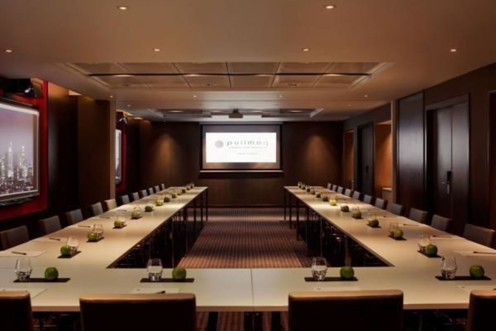 Regents Park Meeting Rooms, Pullman London St Pancras