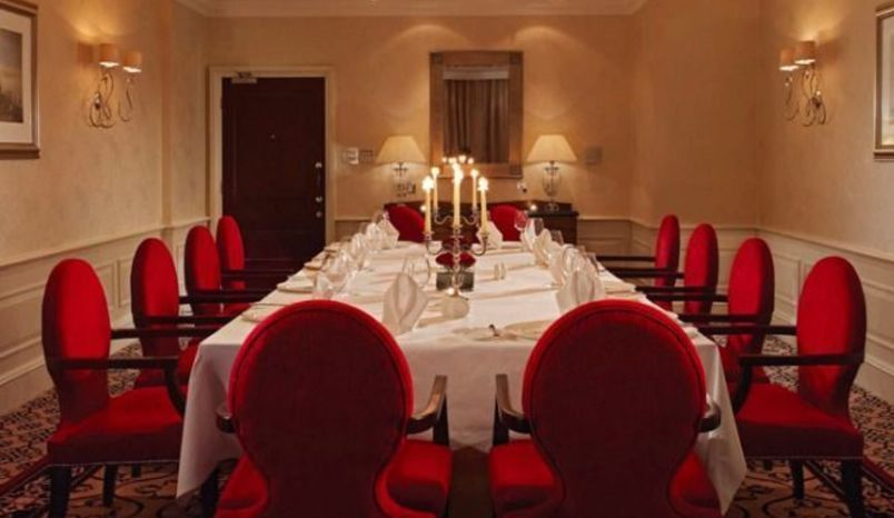 The London Room, The Royal Horseguards