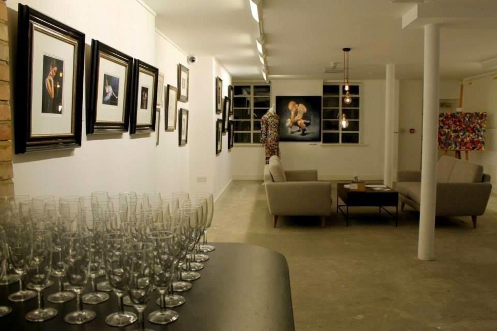 Day Hire, Lower Ground Floor, Darren Baker Gallery