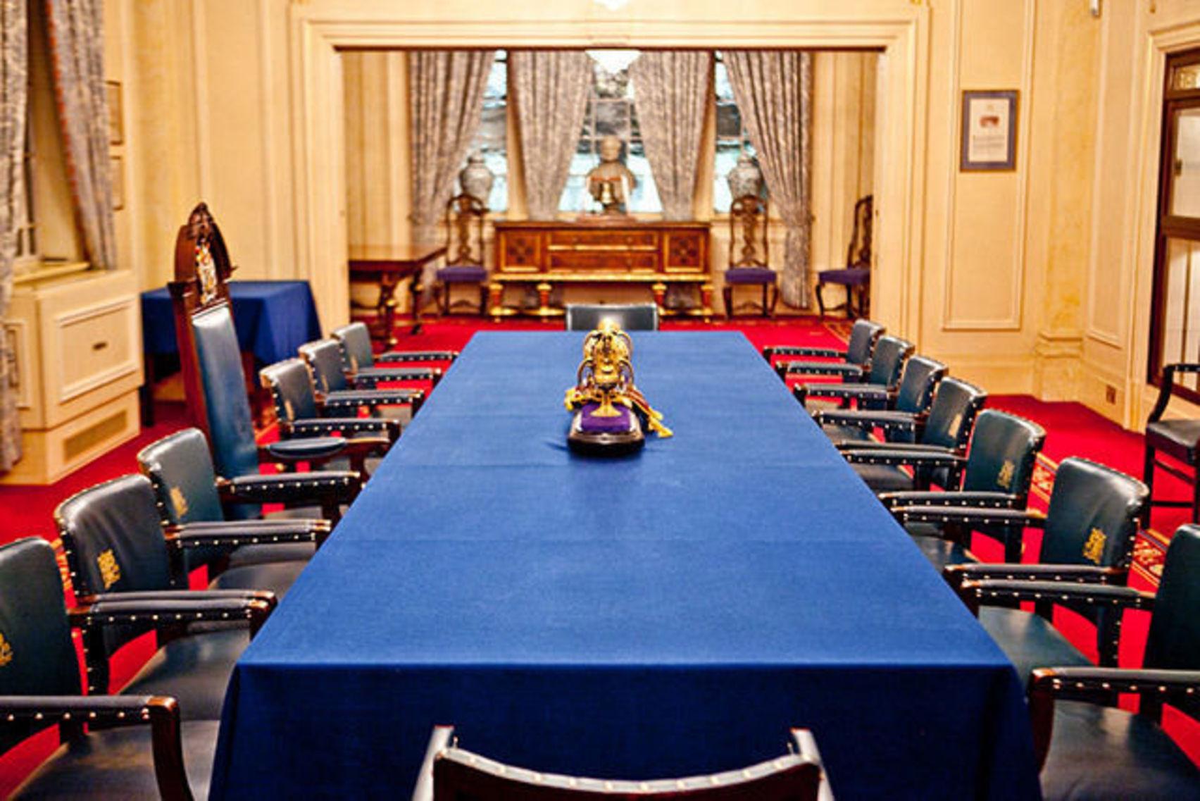 Court Room, Saddler's Hall