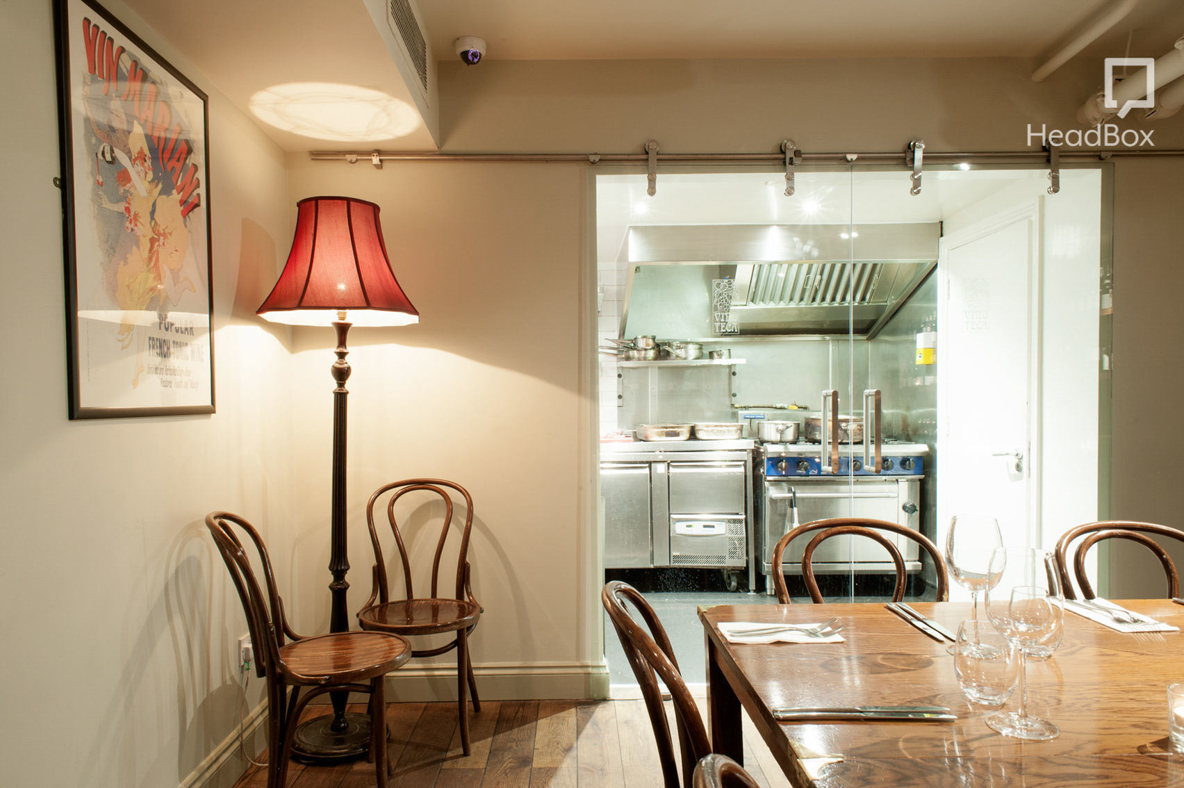Private Room, Dinner sitting , Vinoteca Farringdon