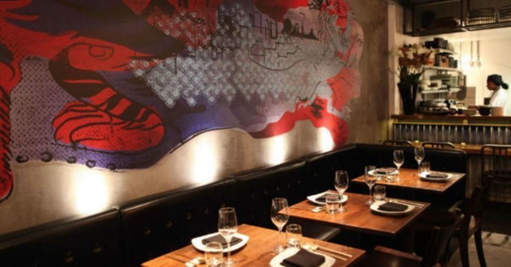 Downstairs Private Room, Evening Hire, Jinjuu