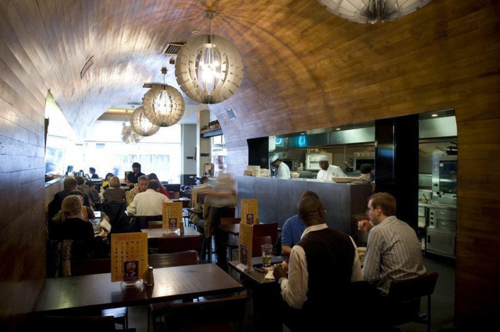 Exclusive Venue Hire, Dinner sitting, Belgo Holborn