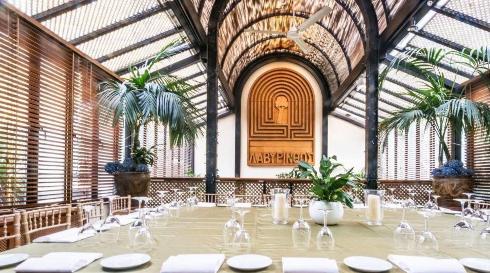 Lunch, Full Restaurant, San Lorenzo