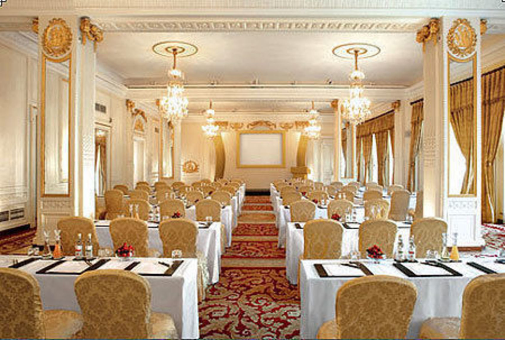 The Ballroom, Dinner, Mandarin Oriental