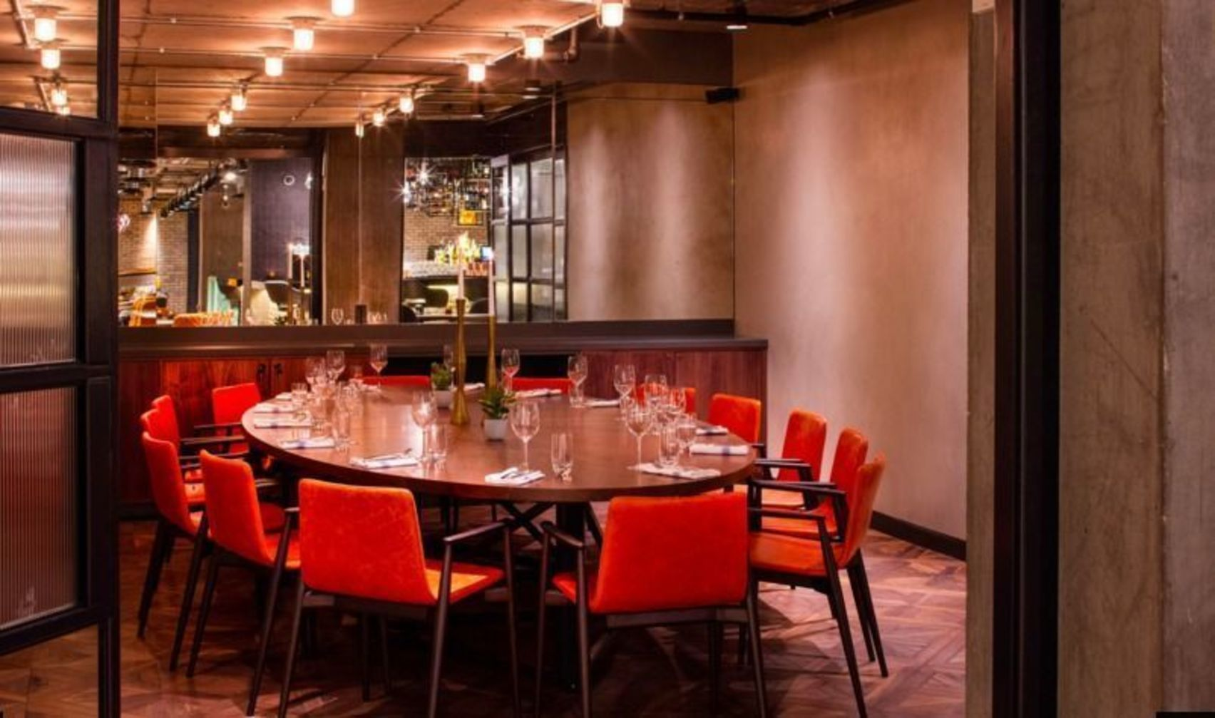 Private Dining Room, Evening Hire, Drake & Morgan at Kings Cross