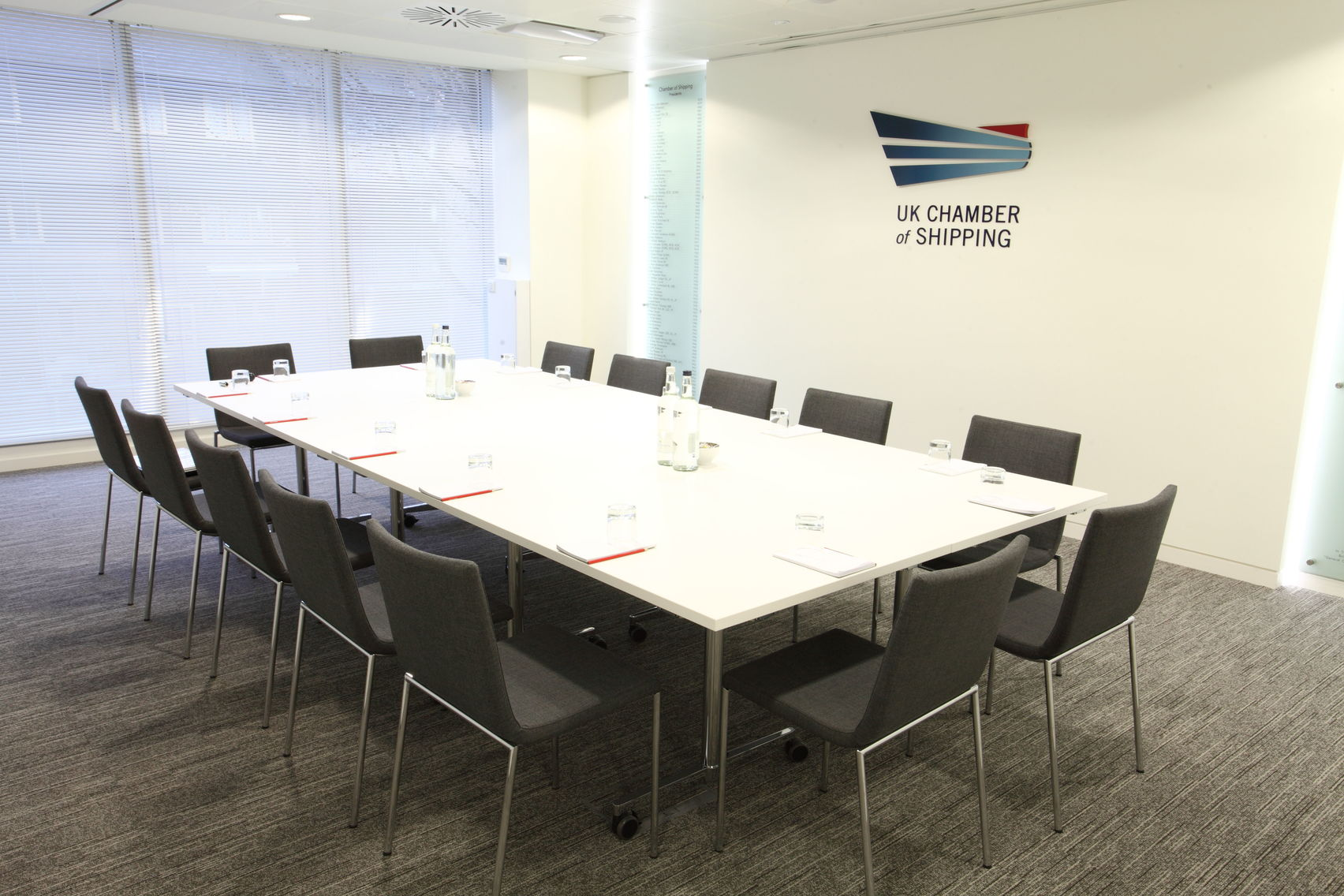 Meeting Room 3, UK Chamber of Shipping