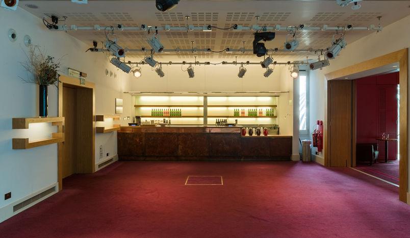 Half Day, Balcony Bar, Clore  & Trafalgar Rooms, ENO London Coliseum
