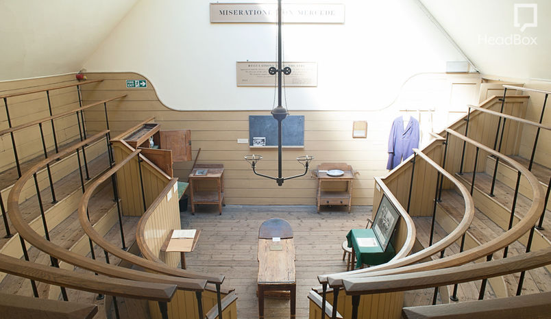 The Old Operating Theatre Museum & Herb Garret, The Old Operating Theatre Museum & Herb Garret