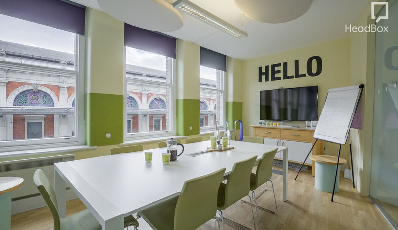 Conference Room, Huckletree Clerkenwell