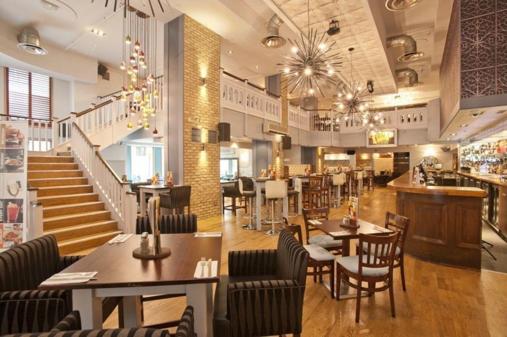 Hire Venue, Upstairs Floor, The Slug & Lettuce Wood Street EC2