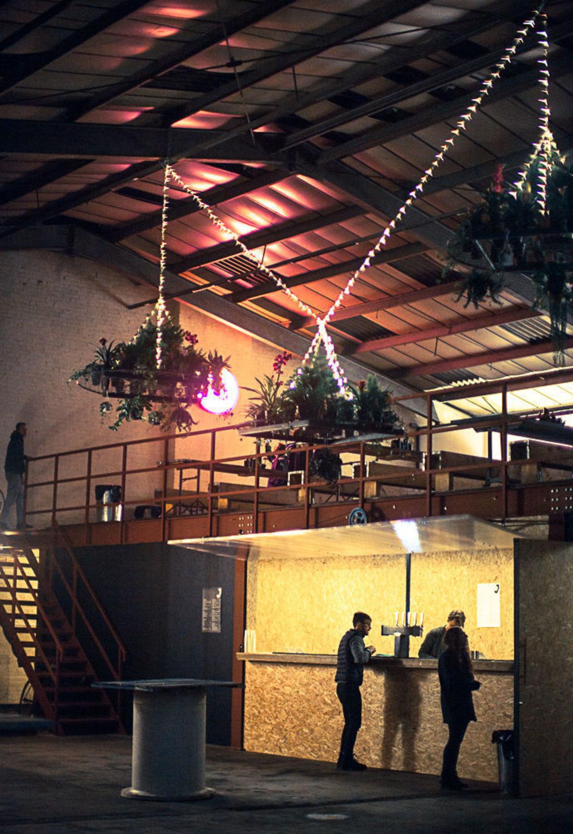 Whole venue, Day Hire, Mick's Garage