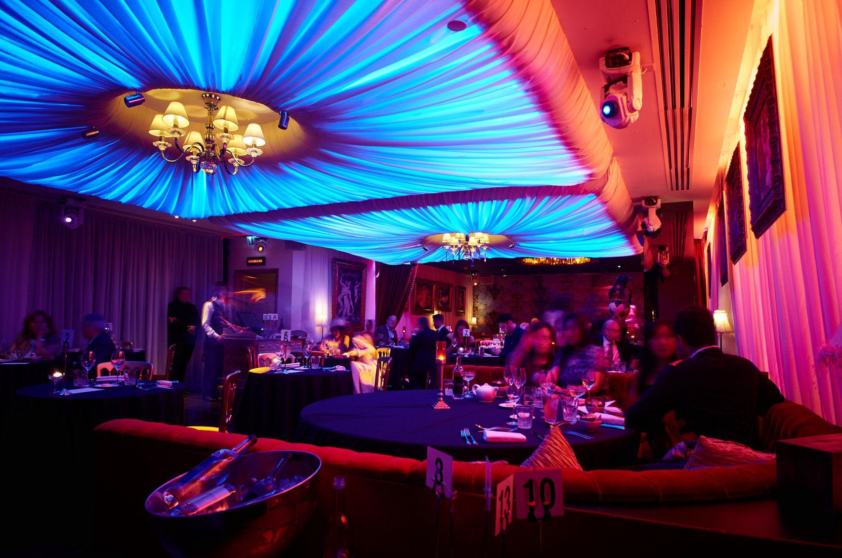 Baroque, Playboy Club London