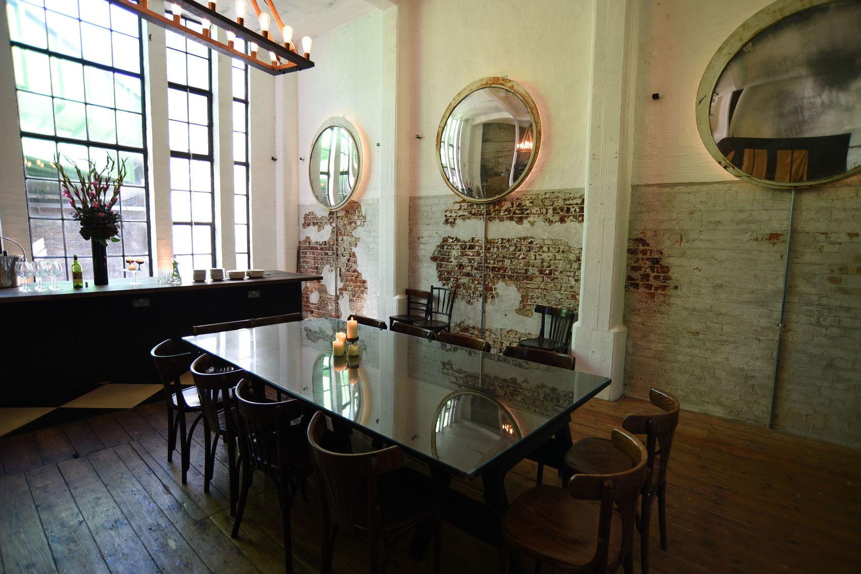Tasting Room, Bedales of Borough Market