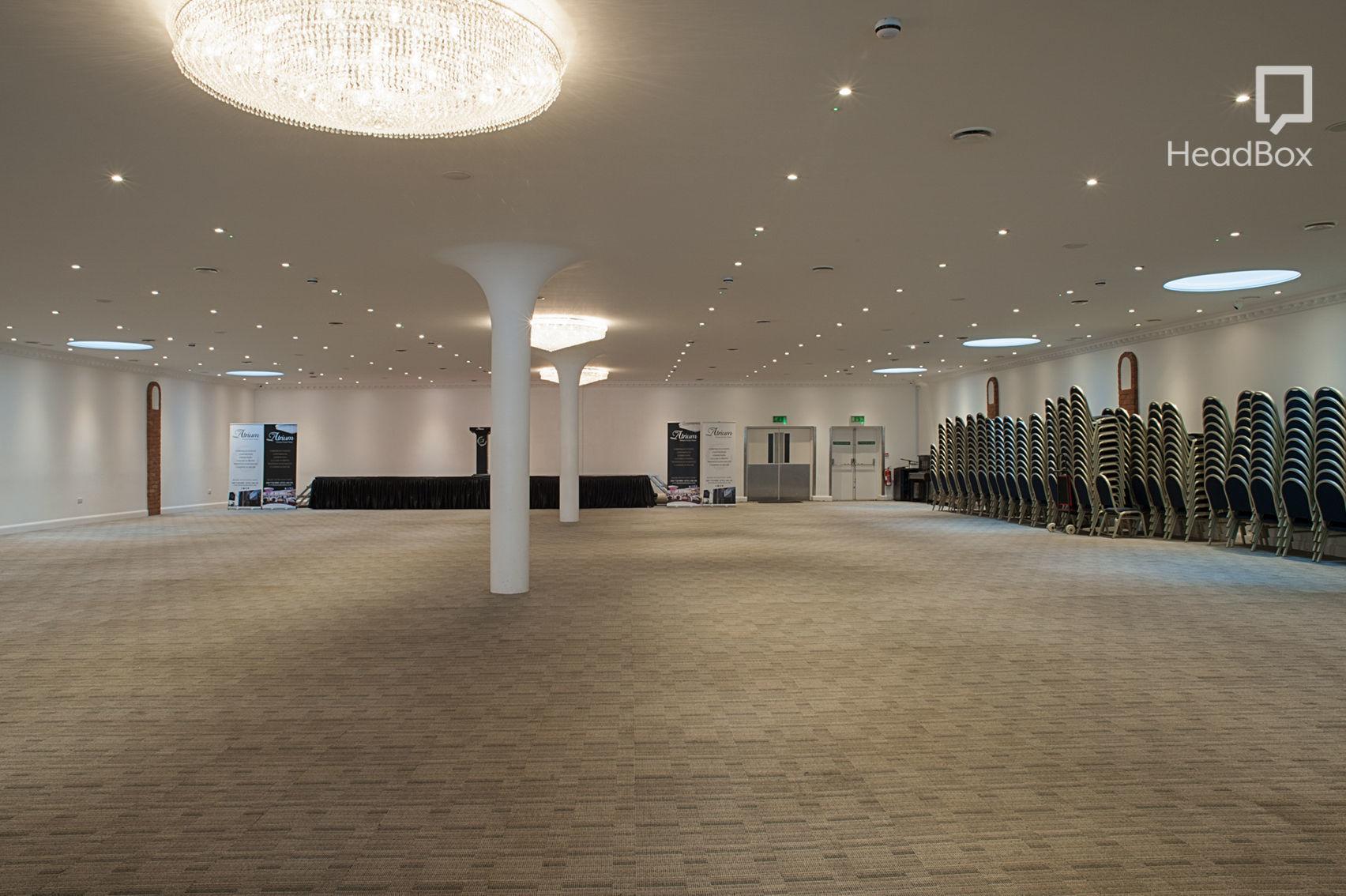 Entire Venue, The Atrium