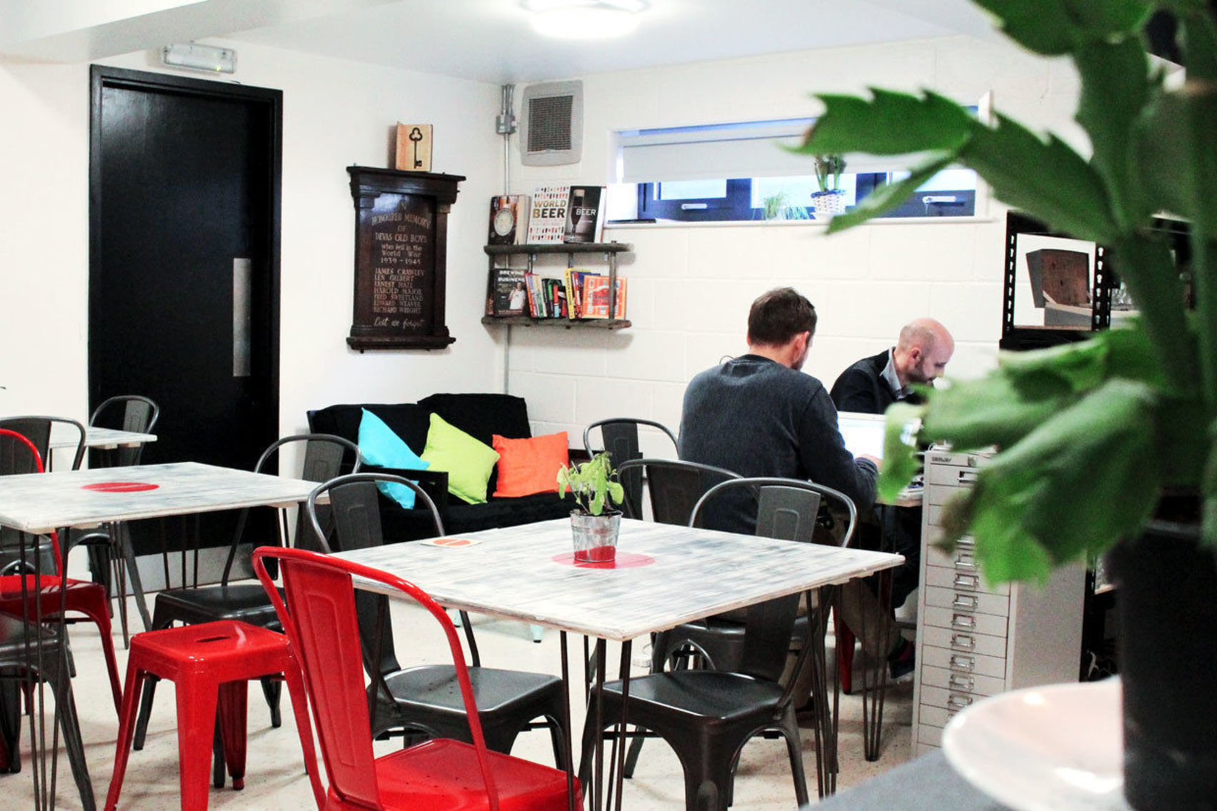 Out Of Office - hot desk, events space and pub, Out of Office