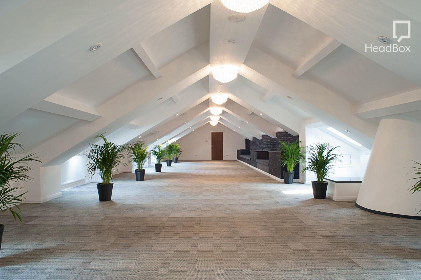 Space B, The Atrium