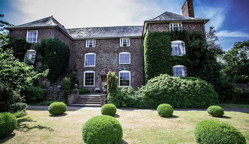 Dewsall Court and Gardens, Dewsall Court, Hereford
