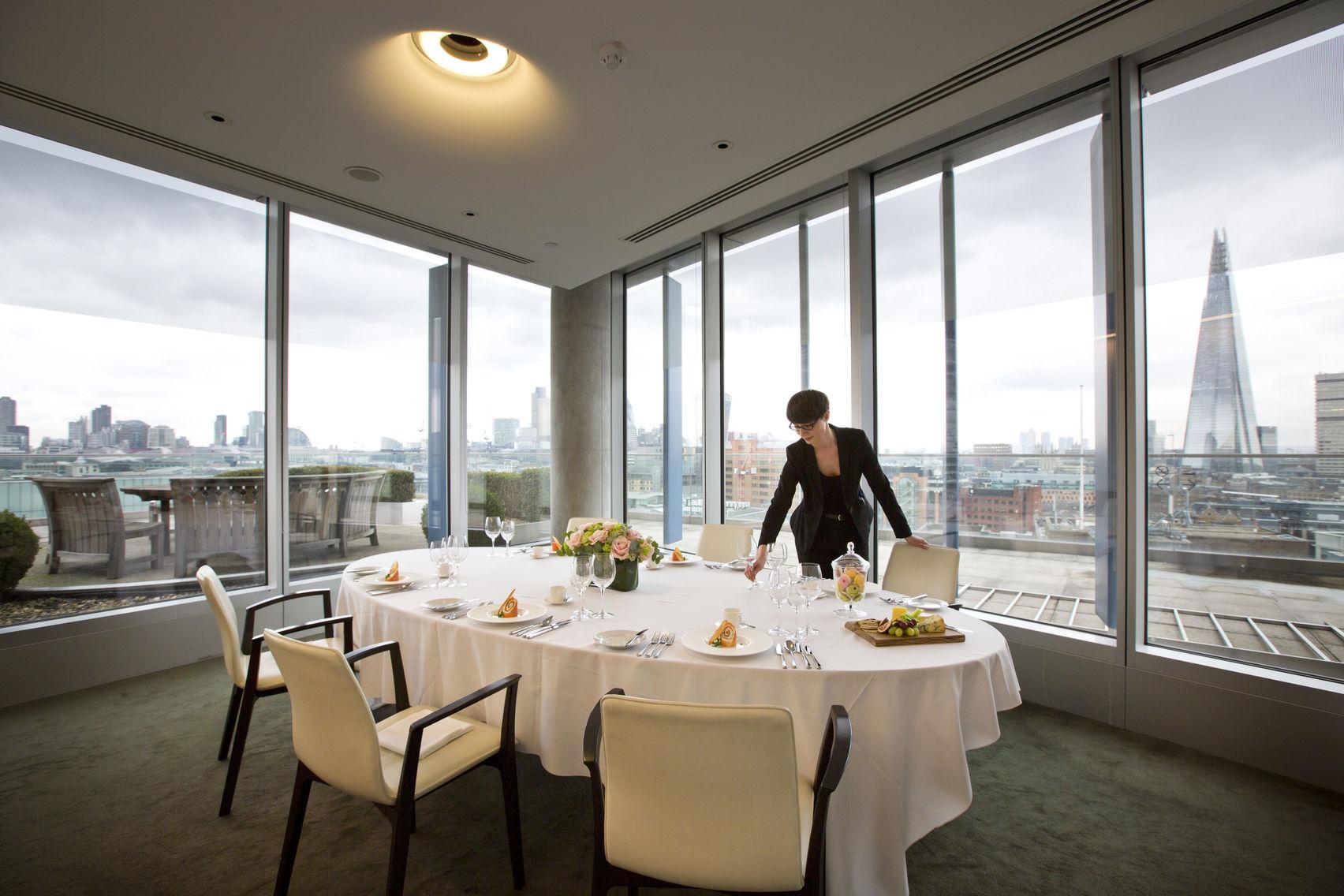 Terrace Dining Room, Blue Fin Venue
