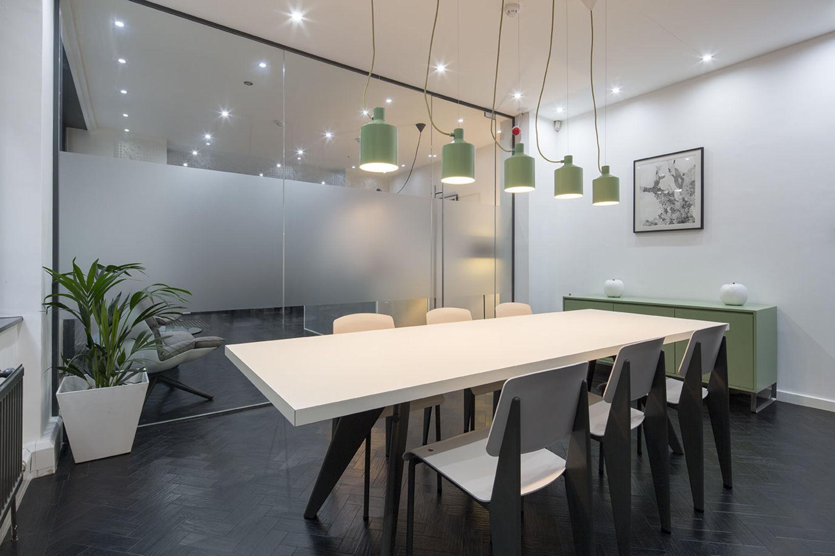 Whitefriars Meeting Room, Thirty-Six Whitefriars Street