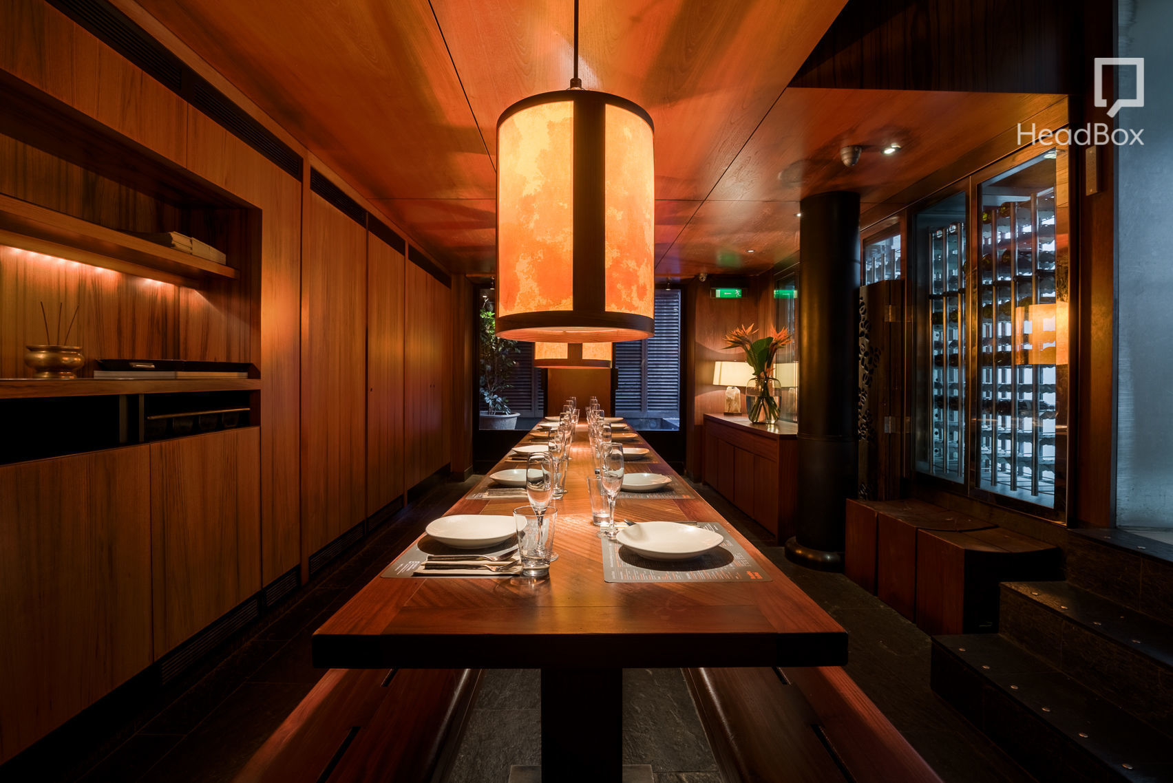 Book Private Dining Room Busaba Eathai Westminster London Headbox