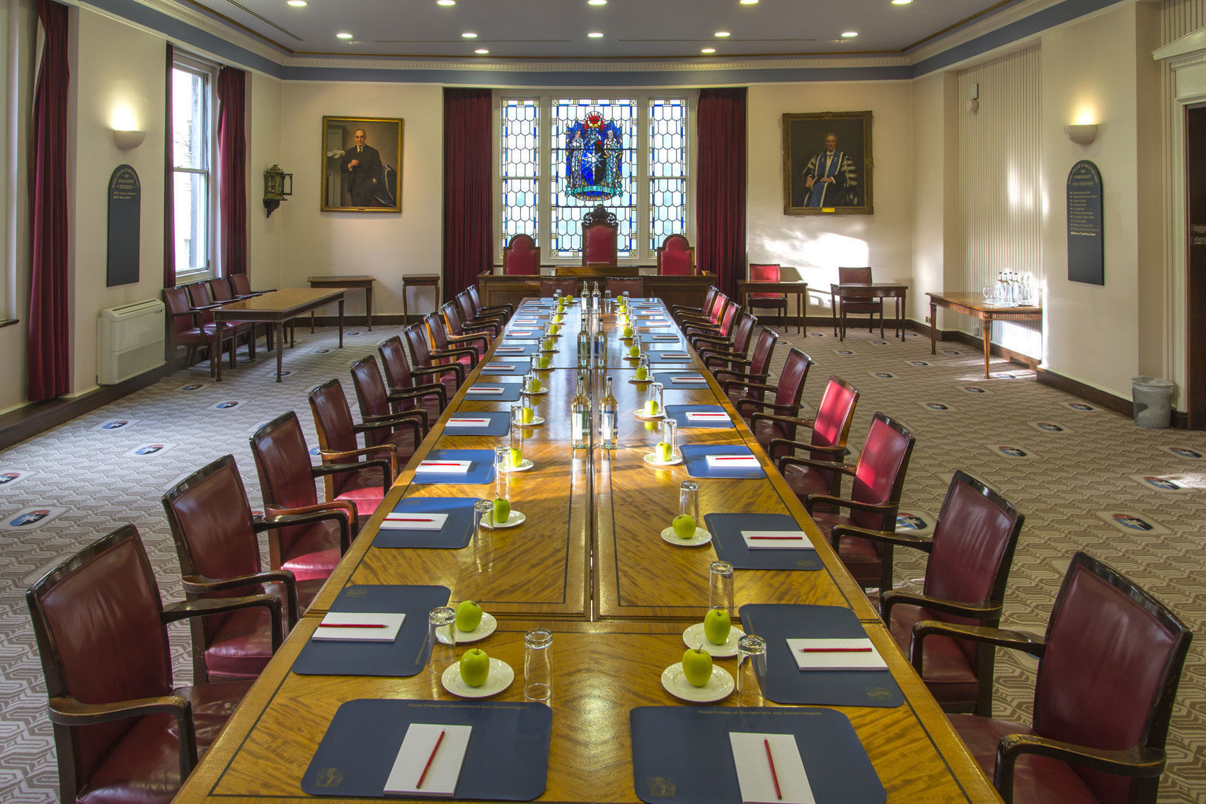Council Chamber, Rooms on Regent's Park